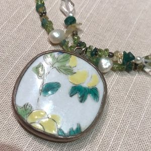 Jewelry - Ceramic necklace